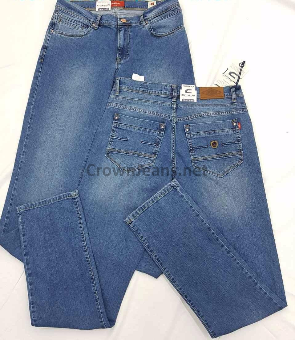 Джинсы Crown 4334 O.ld от Crown Jeans
