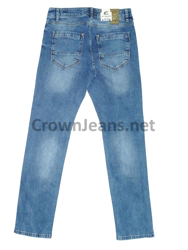 Джинсы Crown 107 ATLNT от Crown Jeans