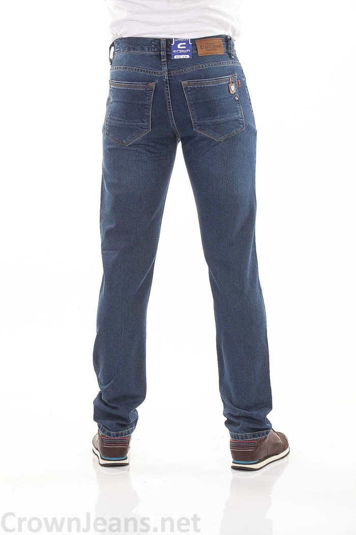 Джинсы Crown 4277 AD от Crown Jeans