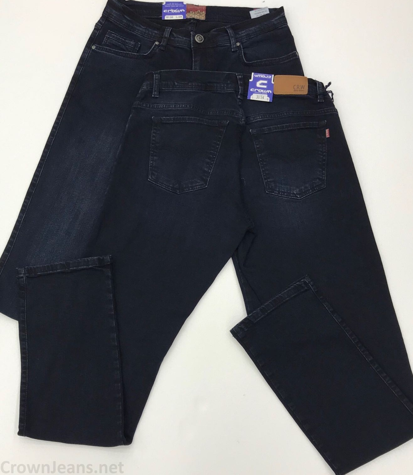 Джинсы Crown 4438 Troy BB от Crown Jeans