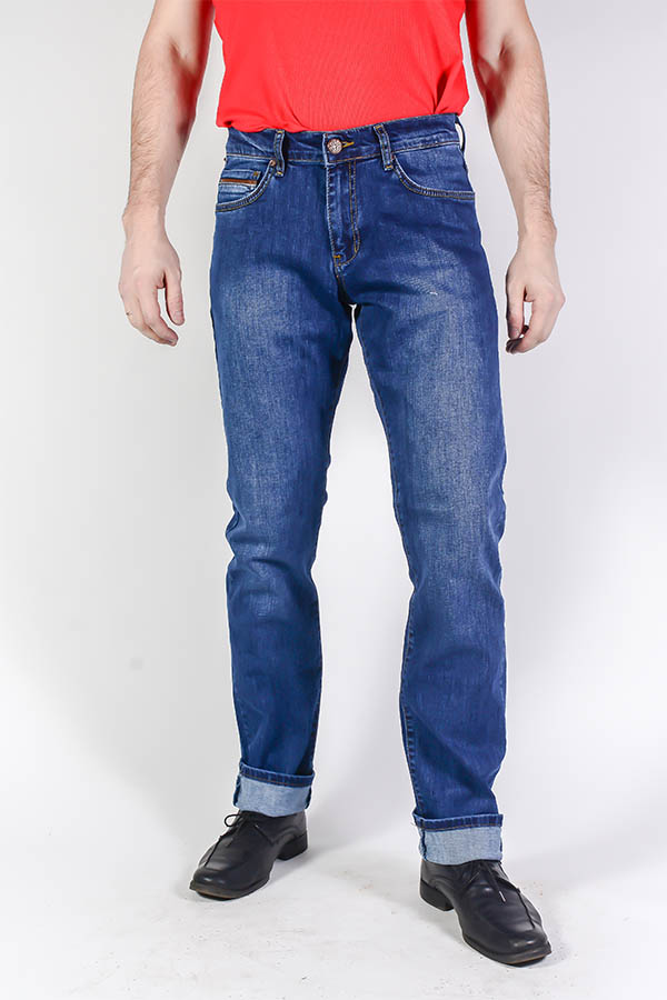 Джинсы Crown 504 LeonDk от Crown Jeans